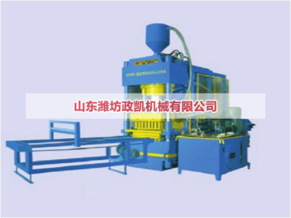 ZY400-1100吨自动静压制砖机
