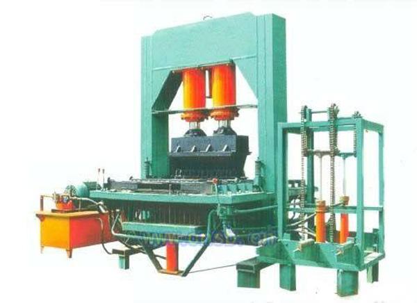 液压水泥花砖机-液压花砖机