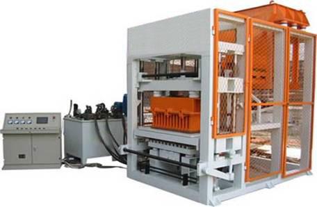 QT4-15_QT10-15各型号水泥制砖机