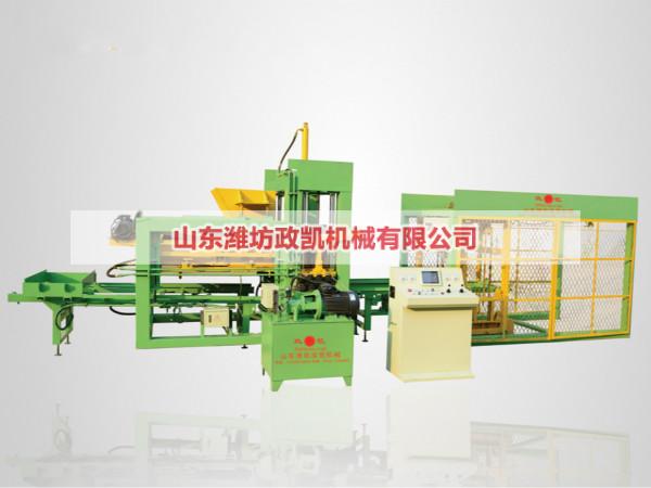 自动液压水泥制砖机