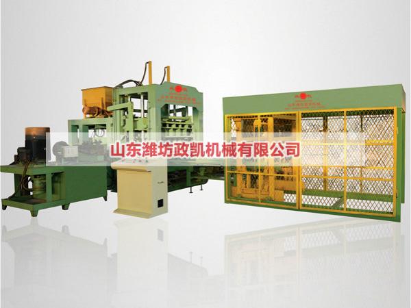 QT10-15型免烧砖机设备