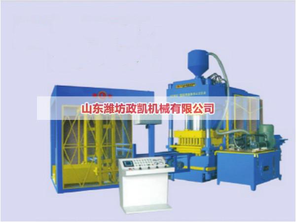 ZY-2500全自动制砖机